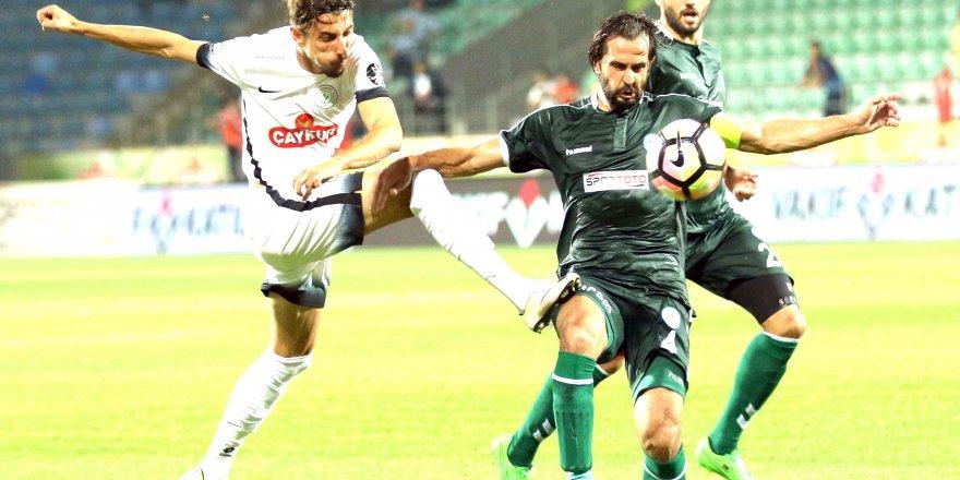 Ali Turan'dan hakeme tepki