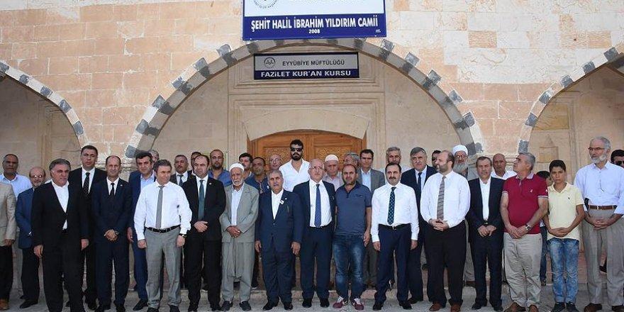 Şanlıurfa'da şehitlerin isimleri camilerde yaşayacak