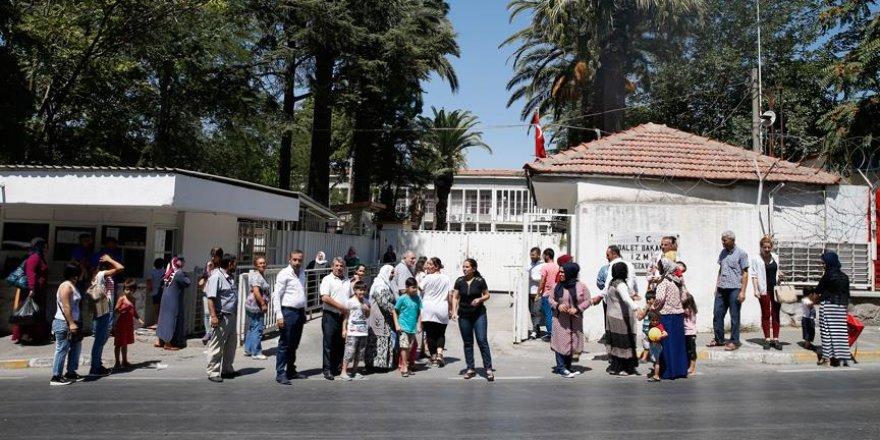 Cezaevlerinden 22 bin 198 hükümlü tahliye edildi