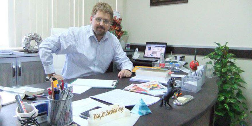 Selçuk Üniversitesi'nde yeni görevlendirme