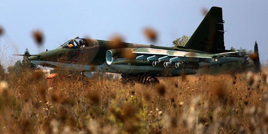 Konaşenkov: Rus uçakları geri döndü