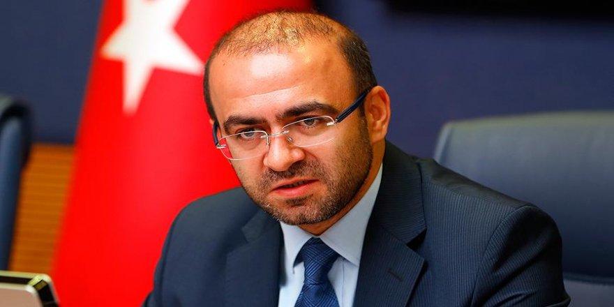 Özhan: FETÖ küresel terörle mücadeleden ayrı tutulamaz