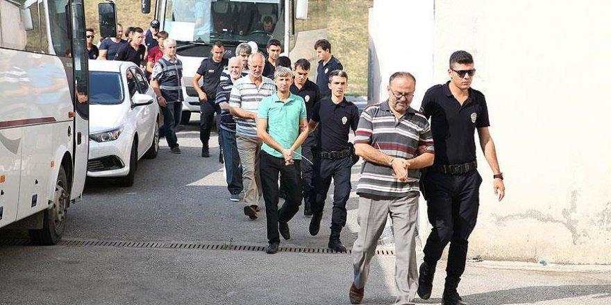 FETÖ/PDY'in ikinci adamı Türkyolu'nun 8 yakını tutuklandı