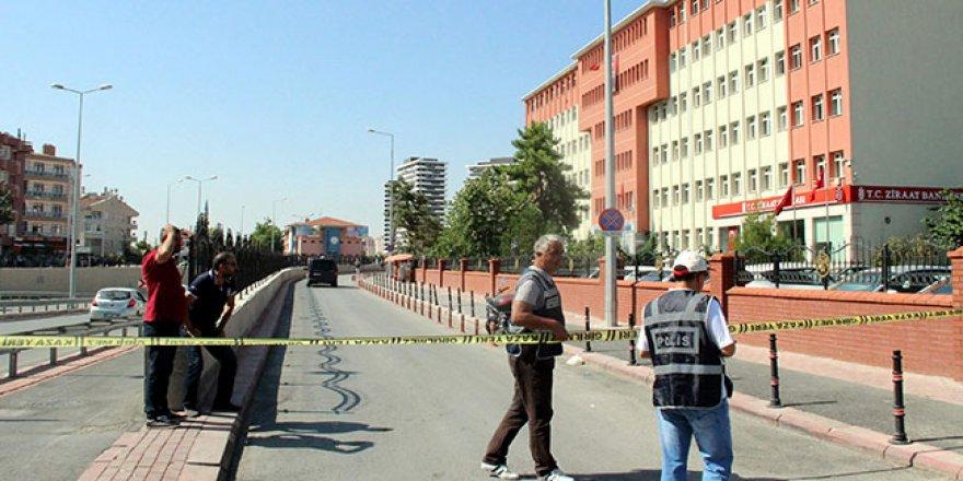 Konya'da tapu dairesinde bomba ihbarı bakın neden yapılmış