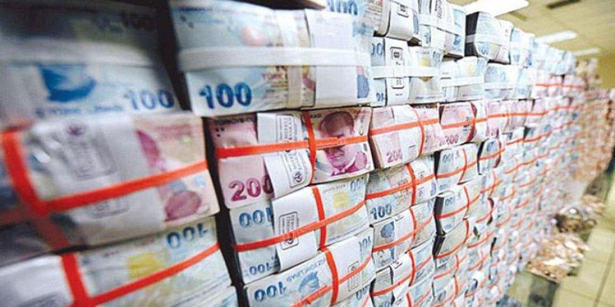 Hazine piyasaya 2,5 milyar lira borçlandı