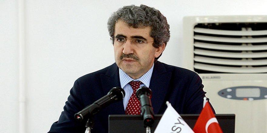 Eski ÖSYM Başkanı Ali Demir'e hükümeti düşürmeye teşebbüsten dava