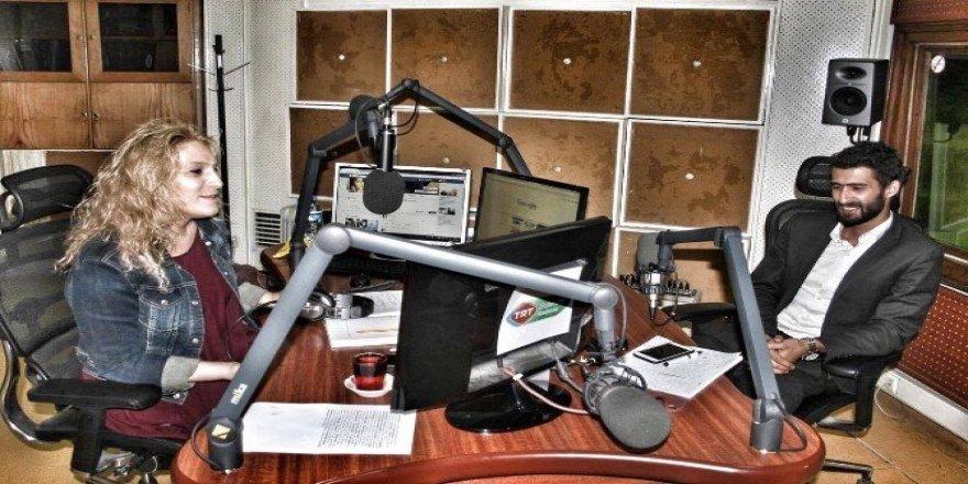 ERGİM Başkanı Çakır, TRT Erzurum Radyosu'na konuk oldu
