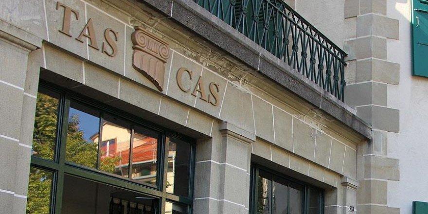 CAS Rusya'nın cezasını onadı