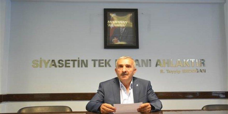Kardeşi tutuklandı, AK Partili başkan istifa etti