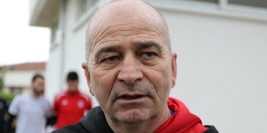 Samsunspor iyi futbol oynamayı hedefliyor