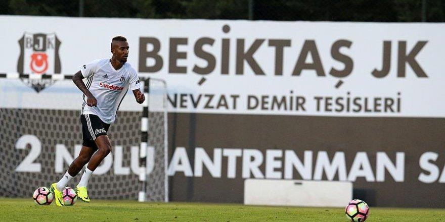 Talisca, Beşiktaş antrenmanında