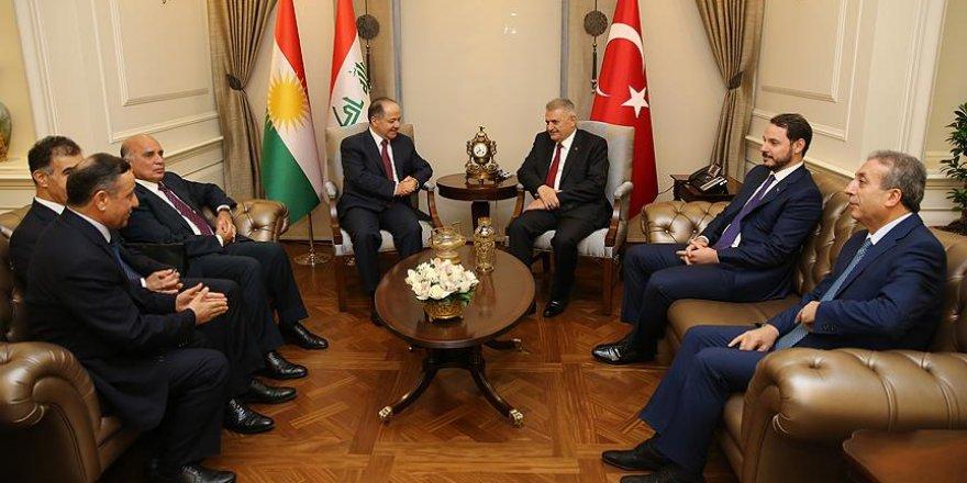 Barzani: Türkiye ile anlaşmaya vardık