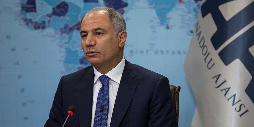 'Terör örgütlerinin Türkiye'yi tehdit etmesine fırsat verilmeyecek'