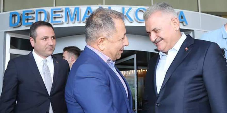 Dedeman Konya Başbakan'a ev sahipliği yaptı