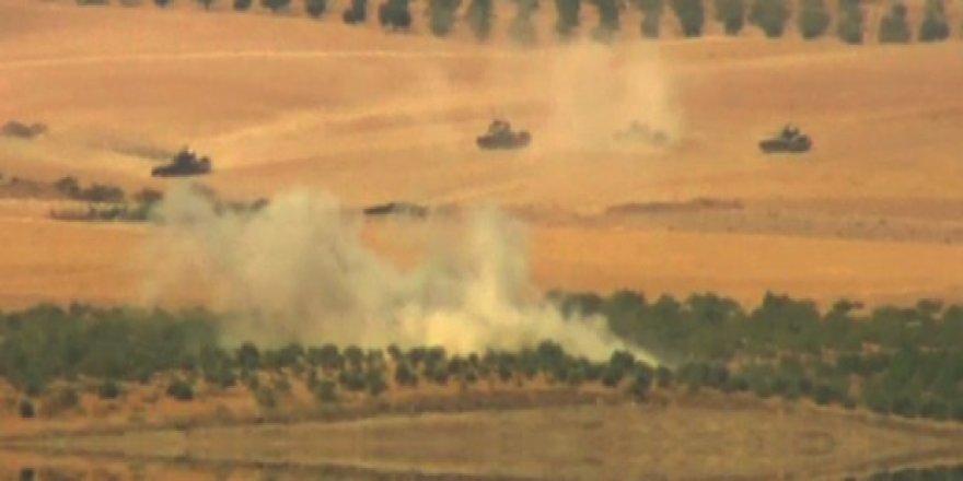 Suriyeli muhaliflerin eline geçen köy sayısı 4' e yükseldi