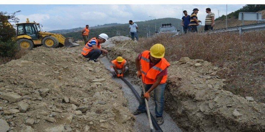Kavak'a 4.7 milyonluk içme suyu yatırımı