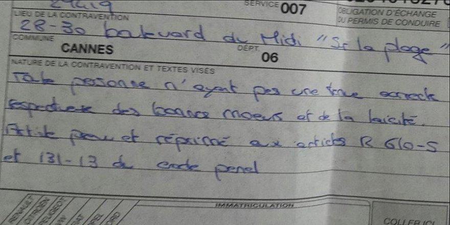 Fransa'daki tesettür mayo yasağı başörtüsüne sıçradı