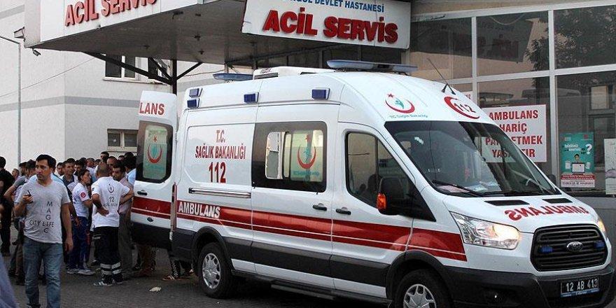 Bingöl'de terör operasyonu: 1 şehit