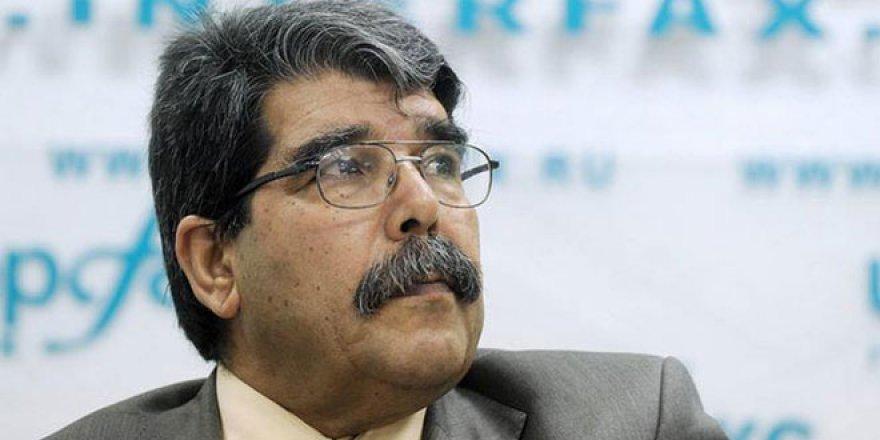 PYD lideri Salih Müslim'den Türkiye'ye küstah tehdit