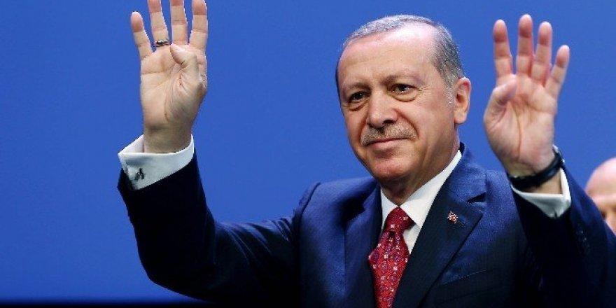 """Cumhurbaşkanı Erdoğan: """"Amerika'ya bir şey kazandırmaz, kaybettirir"""""""