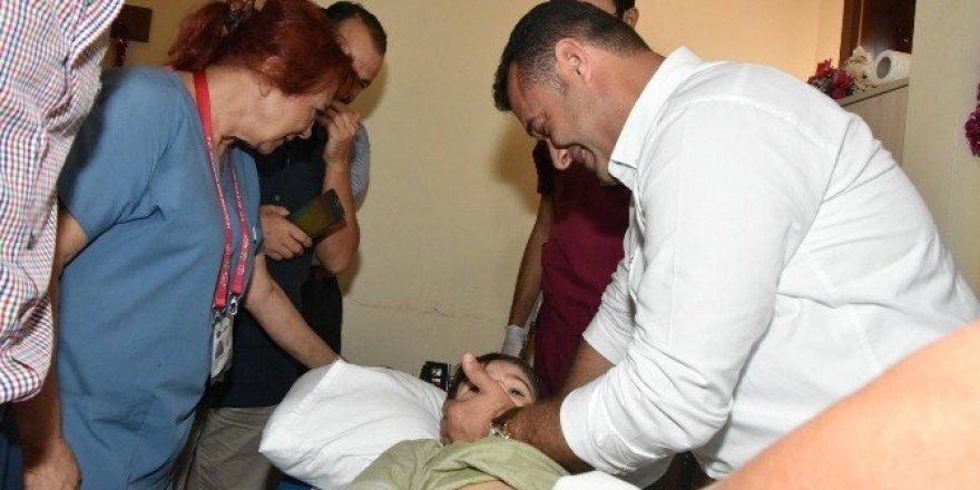 Alanya Belediyesi 21 çocuğu sünnet ettirdi