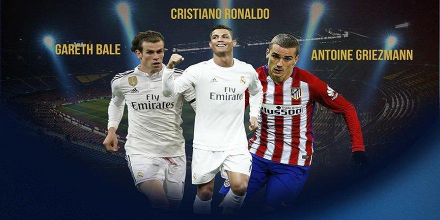 Avrupa'da Yılın Futbolcusu Ödülü kim olacak?