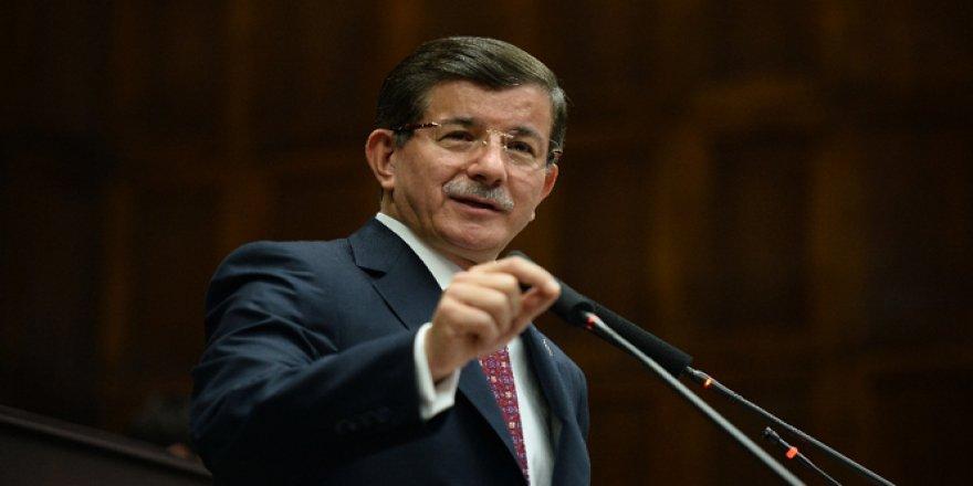 Davutoğlu: 'Operasyon Gaziantep'teki barbarca saldırıya da cevap'