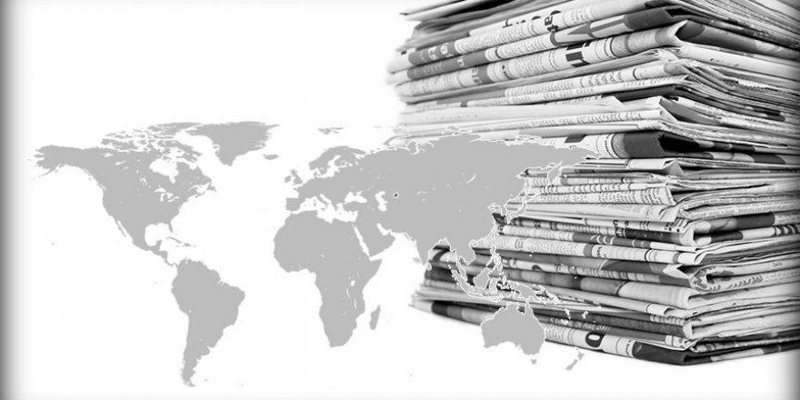 'Fırat Kalkanı' dünya basınında geniş yankı buldu