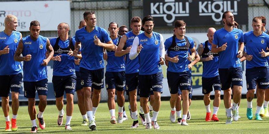 Fenerbahçe Grasshoppers maçına hazır
