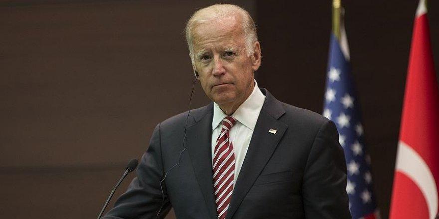 Joe Biden özür diledi