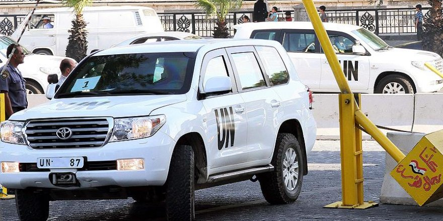 BM açıkladı: Esed rejimi ve DAEŞ kimyasal silah kullandı