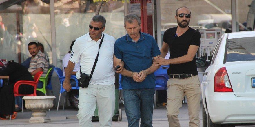 Konya'da FETÖ bağlantılı 50 polis gözaltına alındı