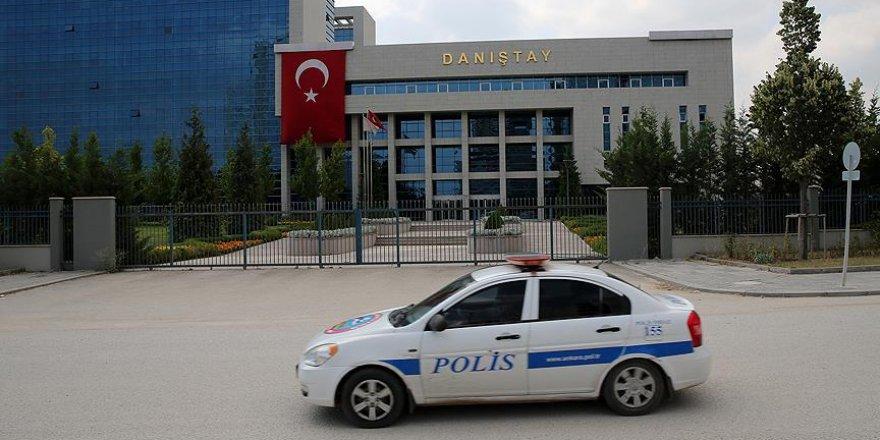 Danıştay'a FETÖ/PDY operasyonu: 65 gözaltı