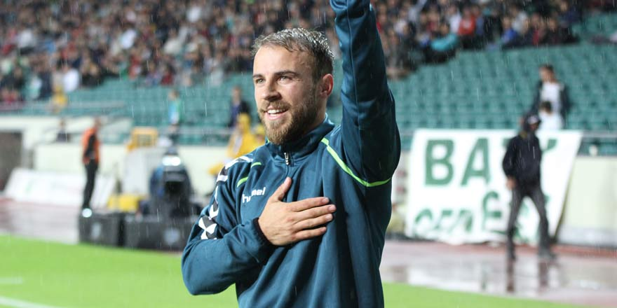 Atiker Konyaspor'a geri dönen Meha Konya'ya geldi