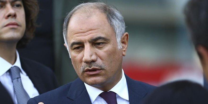 İçişleri Bakanı Ala: Konvoyu koruyan jandarma aracına ateş açıldı