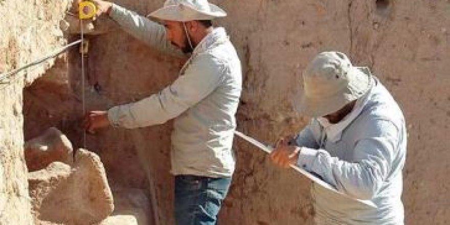 Türkoğlu'nda 9 bin yıllık şehir kalıntıları bulundu
