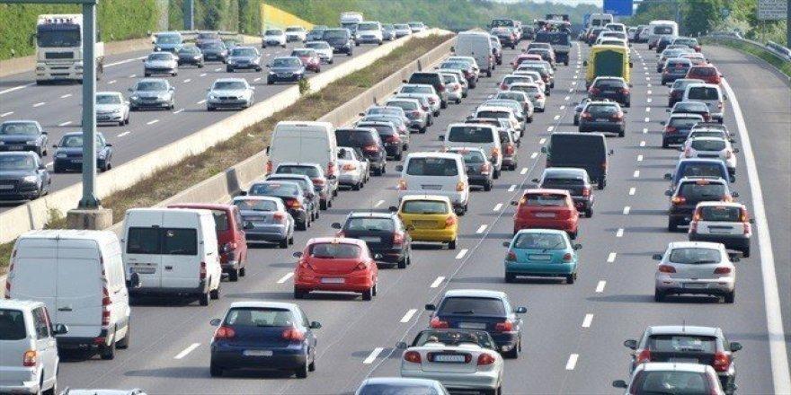 Zonguldak'ta trafiğe kayıtlı 141 bin 945 araç var
