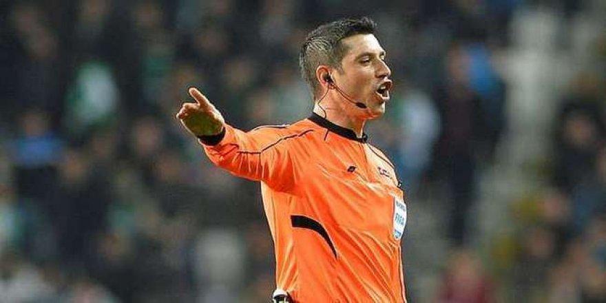 Gaziantepspor - Trabzonspor maçında Ali Palabıyık düdük çalacak