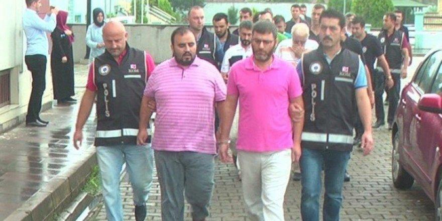 Malatya'da 18 personel daha açığa alındı