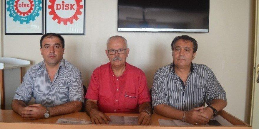 Metro işçileri grev kararını işverene iletti