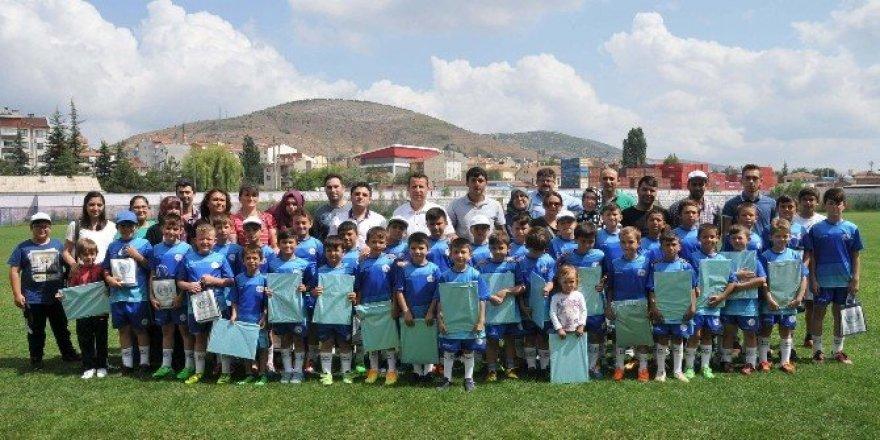 Bozüyük Belediyesi Yaz Spor Okulları sona eriyor