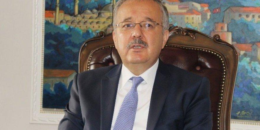 """Günay Özdemir: """"Hızlı tren Edirne'nin önemini arttıracak"""""""