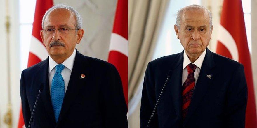 Bahçeli ve Kılıçdaroğlu açılışa davet edildi