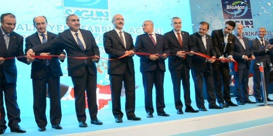 Bakan Elvan, Söke'den dünya yatırımcılarına seslendi