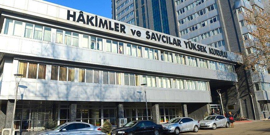 HSYK yeni ek ihtisas mahkemelerini belirledi