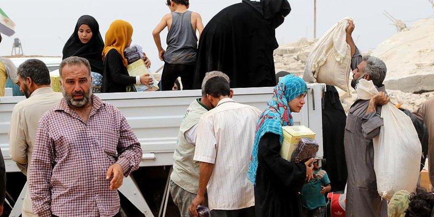Suriye'de DAEŞ ve PYD'den kaçışlar sürüyor