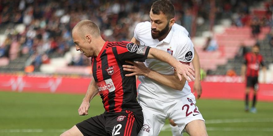 Trabzonspor'un rakibi Gaziantepspor