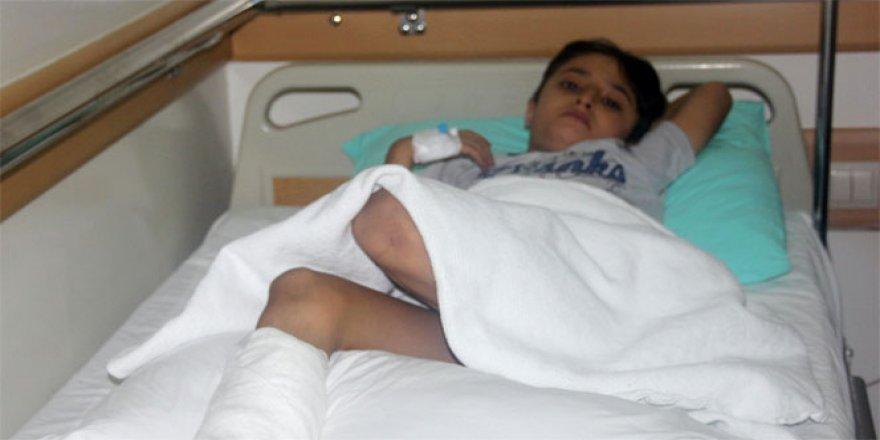 Savaştan kaçan Suriyeli çocuk Gaziantep'teki patlamada yaralandı