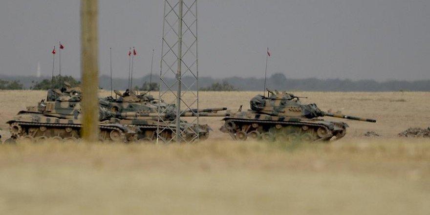 'Fırat Kalkanı Türkmenlere nefes aldırdı'