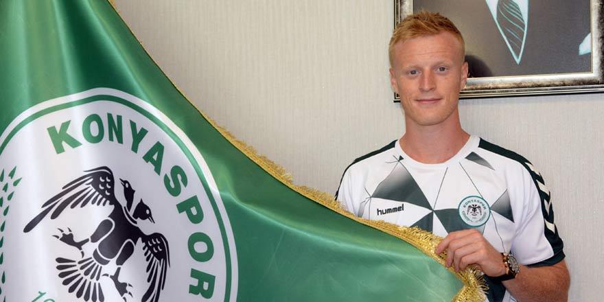 Atiker Konyaspor'dan bir transfer daha